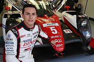 WEC インタビュー 【WEC】LMP2クラスのピポ・デラーニがルーキーテストをトヨタのマシンで参加