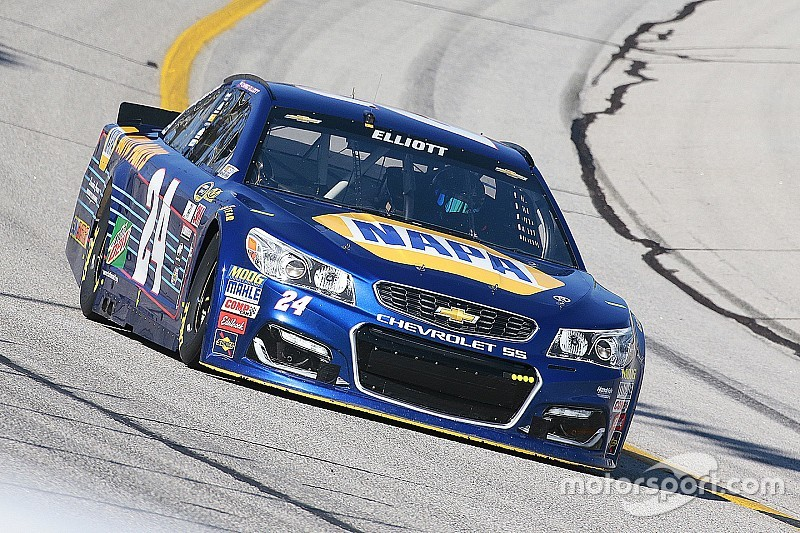 Chase Elliott scores strong finish, but