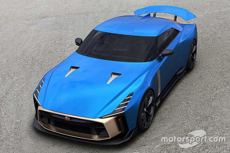 La Nissan GT-R50 by Italdesign va être produite !