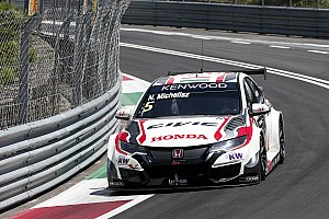 WTCC Breaking news Vila Real WTCC: Michelisz heads Muller in Friday test