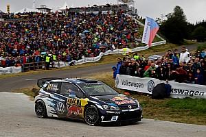 WRC Leg report Germany WRC: Ogier extends lead over Mikkelsen, Tanak retires