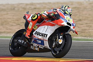 MotoGP Breaking news Ducati confirms Iannone to return at Sepang
