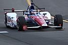 IndyCar インディカーポコノ:佐藤琢磨が予選3番手を獲得。アレシンが初PPを獲得