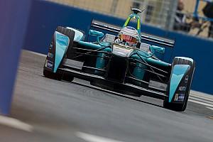 Formula E Practice report Berlin ePrix: Piquet tops FP2 as Buemi and Sarrazin crash