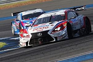 スーパーGT 速報ニュース 【スーパーGT】もてぎレース2決勝(GT500):結果速報