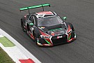 Blancpain Endurance Two cars in the top 10 at Monza in the Endurance Cup for the Team WRT