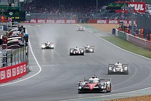 Le Mans Race report Le Mans 24 Hours: Toyota grabs advantage after two hours