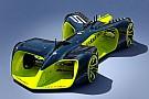 Roborace reveals driver-less concept car for new racing series
