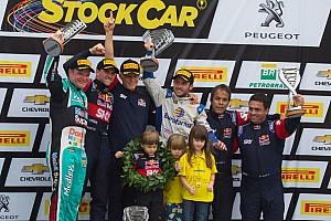 Stock Car Brasil Últimas notícias Vencedor em último ato da Red Bull, Serra vibra: