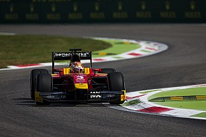 GP2 Race report Monza GP2: Nato controls sprint race, Prema duo complete podium