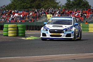 BTCC Breaking news Plato, Turkington at odds over Croft collision