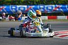 Kart Sobrinho de Barrichello chega à final de europeu de kart