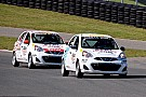 Nissan Micra Cup Coupal wins race 2 and clinches title of the Micra Cup
