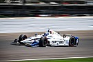 IndyCar Hildebrand takes positives from Indy, sorry for Castroneves