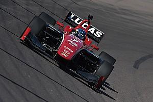 Indy Lights Breaking news Enerson heads Schmidt Peterson 1-2-3 in Phoenix test