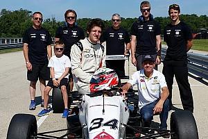 USF2000 Breaking news Brazilian kart star joins John Cummiskey Racing