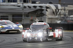 IMSA Race report DeltaWing: Three times in P1 position and an unavoidable crash