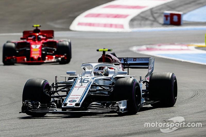 Fórmula 1: Leclerc, el reemplazo de Raikkonen