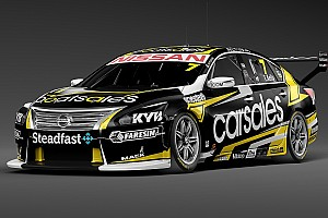 Supercars Breaking news Livery tweak for Todd Kelly