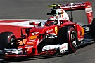 Formula 1 Raikkonen says error cost him front row slot