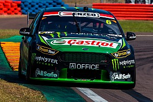 Supercars Analysis Words with Cam Waters: Tough weekend in the Top End