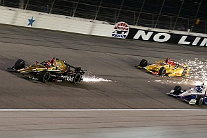 IndyCar Commentary Texas finish proved it was a race worth waiting for