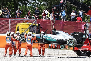 Formula 1 Breaking news Hamilton says truth of Barcelona fallout will stay secret for now