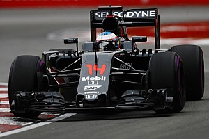 Formula 1 Race report A disappointing day for McLaren Honda in Canada