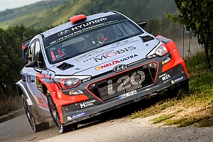 WRC Race report Double podium joy for Hyundai Motorsport at home in Rallye Deutschland