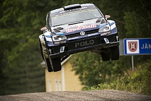 WRC Practice report Mikkelsen and Latvala fastest on Rally Germany Shakedown