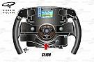 Tech analysis: Ferrari steering wheel may hold key to rocket F1 starts