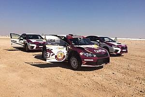 بطولة الشرق الأوسط للراليات تقرير القسم