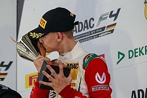 """Formel 4 News Formel 4: Mick Schumacher mit """"Doppelsieg"""" am Lausitzring"""