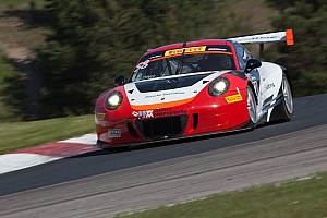 PWC Race report Long sweeps weekend at Canadian Tire Motorsport Park