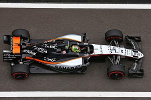 Formula 1 Breaking news Force India reports $9.8m loss for 2015 season