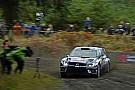 WRC Wales WRC: Ogier pulls out big lead as Latvala falls back