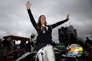 Formel 4 Blog Sophia Flörsch: Endlich wieder Punkte am Nürburgring