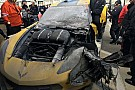 Corvette Racing switches to backup car following fire damage