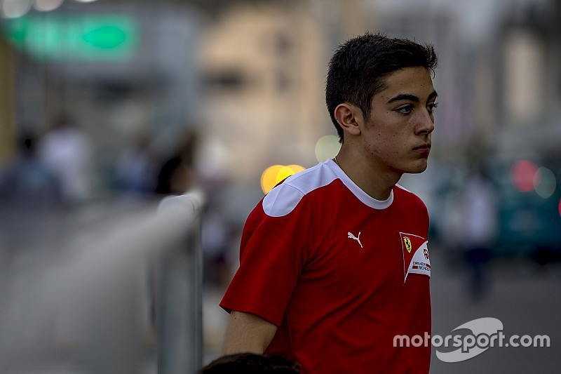 Ferrari junior Alesi to stay in GP3 with Trident