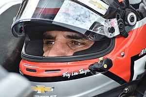 IndyCar 速報ニュース モントーヤ「2017年の計画は急いでいない。個人的にはインディでフル参戦がしたい」