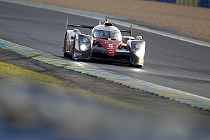 Le Mans Race report Le Mans 24 Hours: Toyota heads Porsche into closing stages