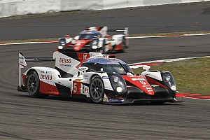 WEC Race report Race to forget for Toyota Gazoo Racing