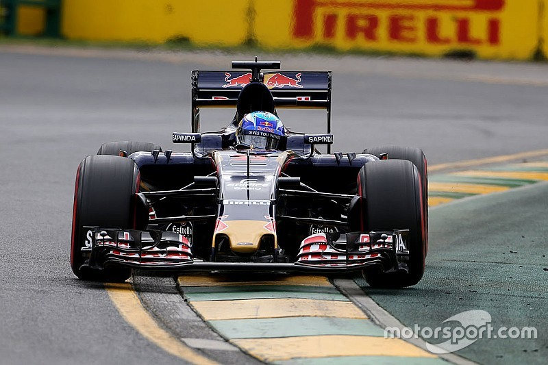P5 and P7 for Toro Rosso on qualifying in Melbourne