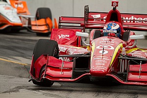 IndyCar Breaking news Dixon thrilled, Penske drivers frustrated after qualifying