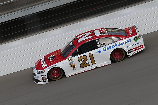 NASCAR Sprint Cup Breaking news Blaney and Wood Brothers enjoy one of their