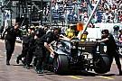 Formula 1 High temperatures caused Mercedes fuel pressure issues