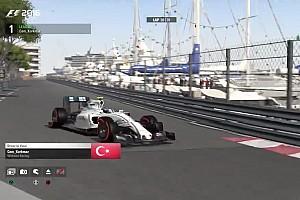 SİMÜLASYON DÜNYASI Özel Haber Monaco GP online yarışında müthiş mücadele