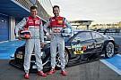 DTM Duval, Rast join Audi DTM squad for 2017 season