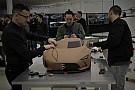 Auto La maquette de la Mercedes Project One dévoilé par erreur?
