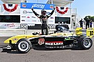 Pro Mazda Telitz thrashes his rivals for second time in one day